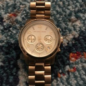 Michael Kors menswear watch